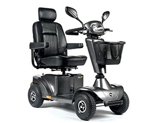 S425 Compact Outdoor Scooter