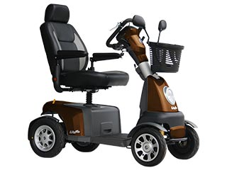 Van Os Galaxy Plus Mobility Scooter