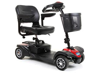 Zoom Travel Mobility Scooter