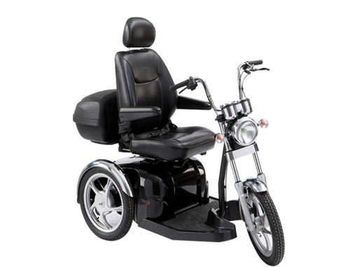 6 and 8mph mobility scooters