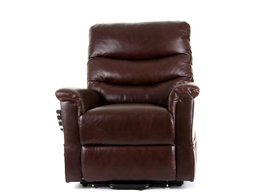 Kenmure Leather Riser Recliner Chair
