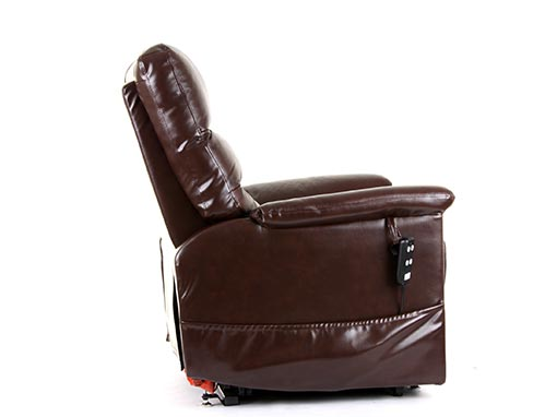 Kenmure Leather Recliner Chair