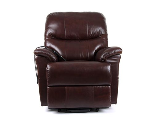Montreal Leather Riser Recliner