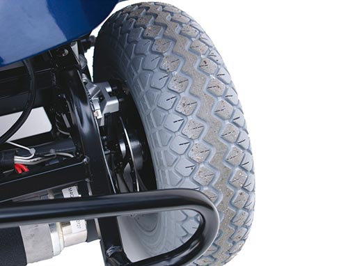 Galaxy Plus Mobility Scooter Wheel