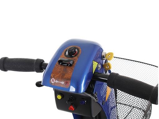 Valencia Mobility Scooter Tiller