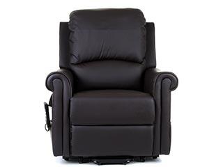 Cosi Ambassador Leather Riser Recliner
