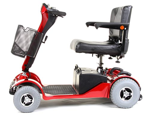 Sterling Sapphire 2 Mobility Scooter Tiller