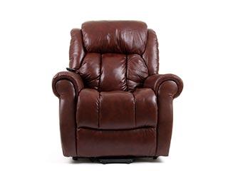 Wellington Leather Riser Recliner