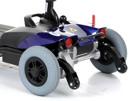 Dynamo Mobility Scooter Tiller
