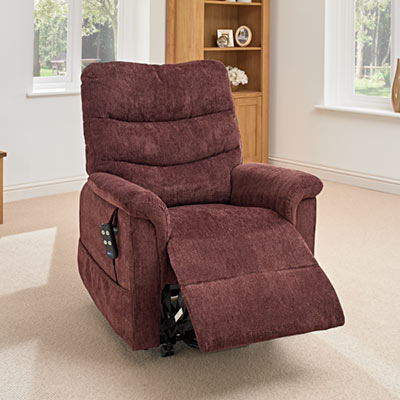 Pain Relief With A Heat And Massage Riser Recliner Cheap