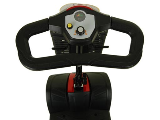Zoom Mobility Scooter Wheel