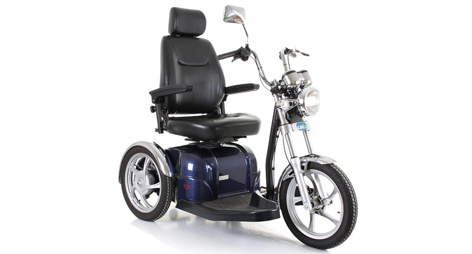 cruiser mobility scooter