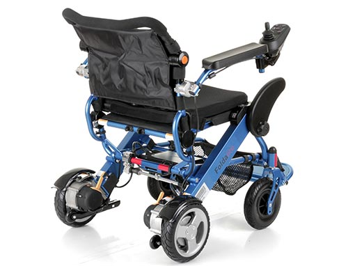 Foldalite Electric Wheelchair Seat
