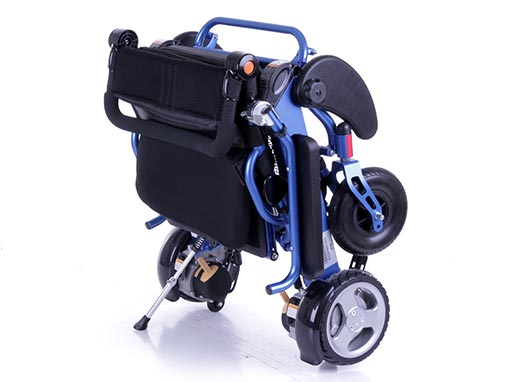 Foldalite Electric Wheelchair