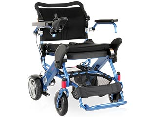 Foldalite Electric Wheelchair