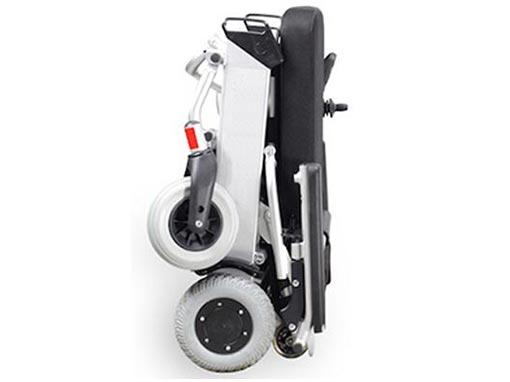 Foldawheel Electric Wheelchair