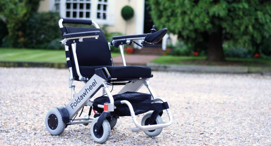 foldalite-electric-wheelchair