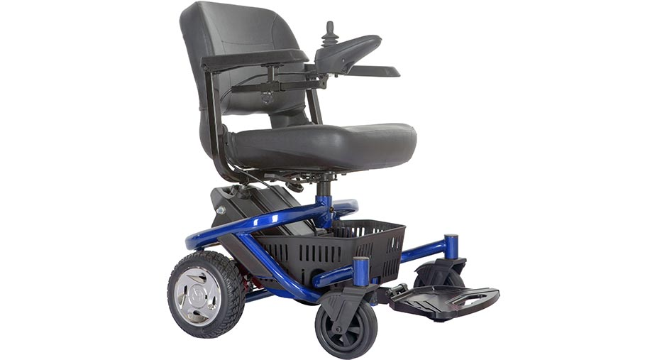 quest-electric-wheelchair